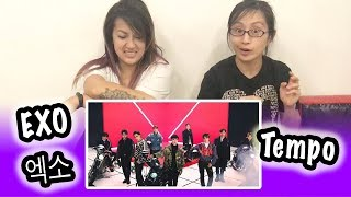 [KPOP REACTION] EXO 엑소 -- TEMPO