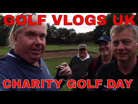 GOLF VLOGS UK CHARITY GOLF DAY IN SUPPORT OF PROSTATE CANCER UK CHARITY