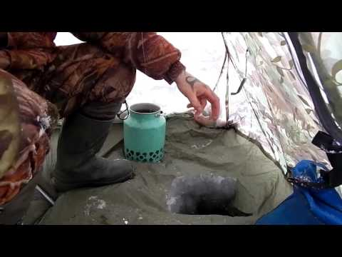 ловля налима в челябинске видео