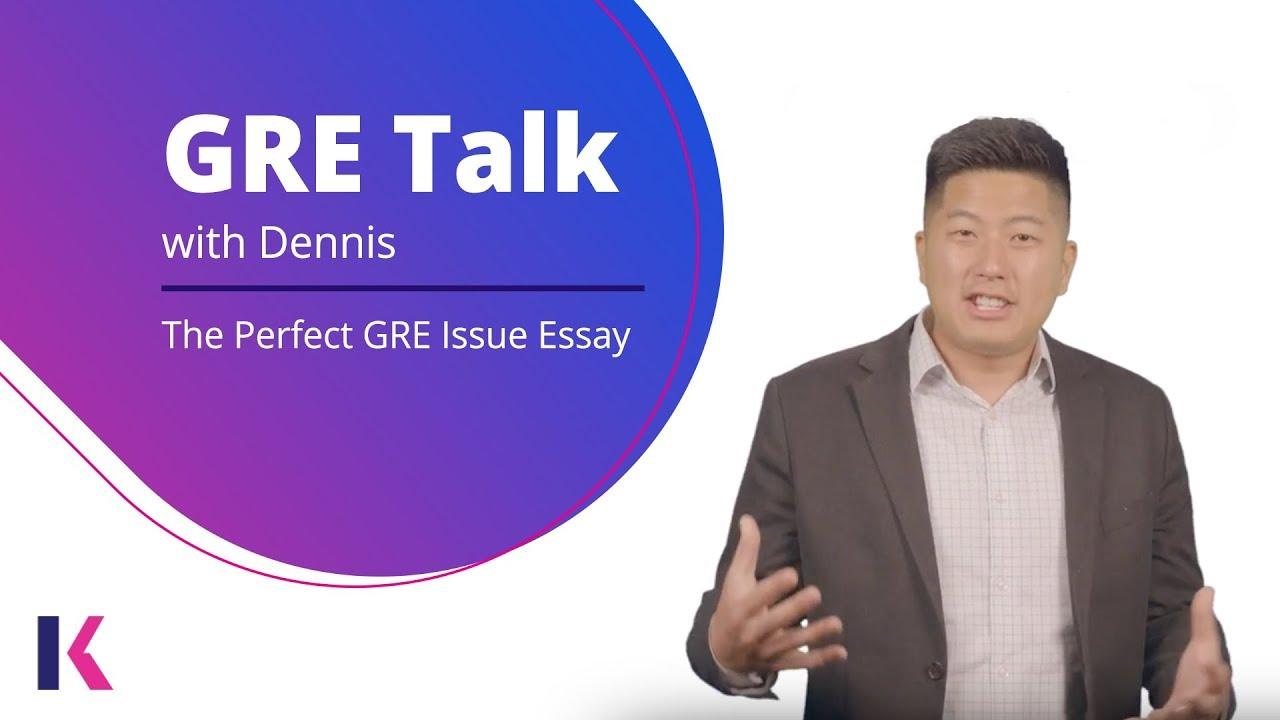 GRE Essay