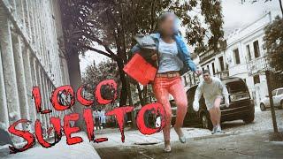 LOCO SUELTO│BROMA DE TERROR │SCARE PRANK