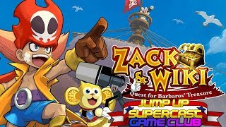Game Club - Zack & Wiki: Quest for Barbaros