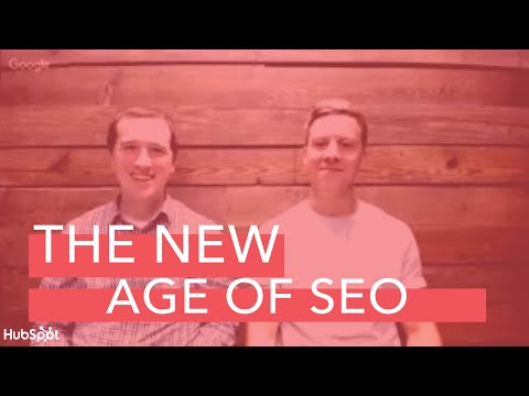 The New Age of SEO