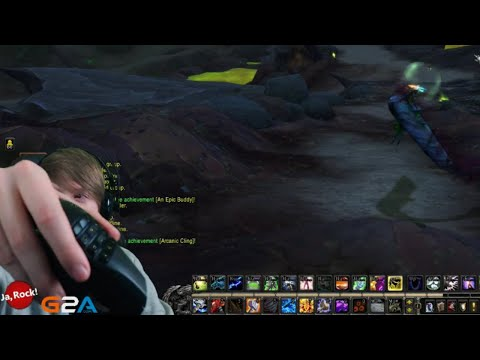 CZY DA SIĘ GRAĆ BEZ SUPER MYSZEK I INNYCH BAJERÓW? - World of Warcraft: Legion