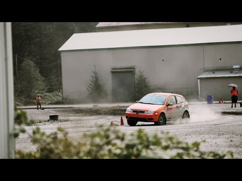 Rally on a Budget - SCCA RallyCross