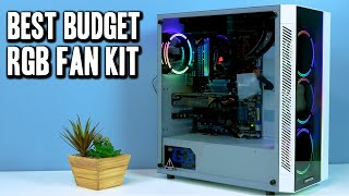 Best Budget RGB PWM Fan Kit For Your $$$