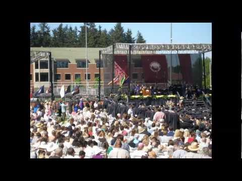 Puget Sound Graduation Plus Slideshow