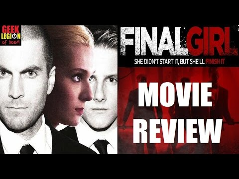 FINAL GIRL (  2015 Abigail Breslin ) Action Movie Review