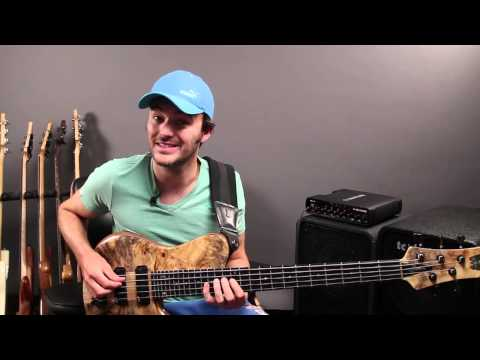 Free Bass Lesson - Summer Practice Routine Ideas