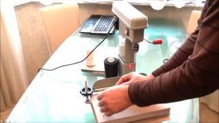 Yunger M168 (Лотос М168, Vektor M168, ППК М168)(Устройство для прошивки документов, брошюровочно-переплетный станок, сшиватель документов, оборудование..., 2011-11-03T14:14:28.000Z)