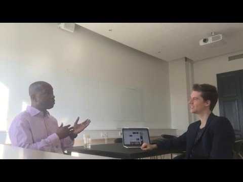 From Jamaica to New York and Copenhagen - Interview with Wayne Walker from GCMS | tradimo