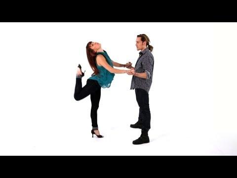 Swivel & Flick Dance Moves for Ladies  Latin Dance