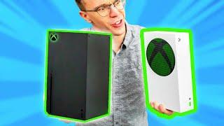 Xbox 시리즈 S 대 Xbox 시리즈 X