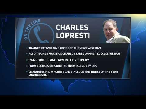 Charles Lopresti Discusses Wise Dan's Retirement