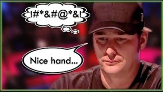 When Phil Hellmuth THINKS he