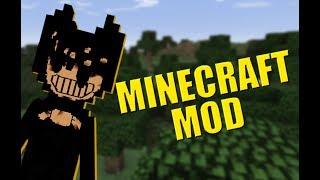 Minecraft Bendy And The Ink Machine Mod (CZ) [1.7.10]