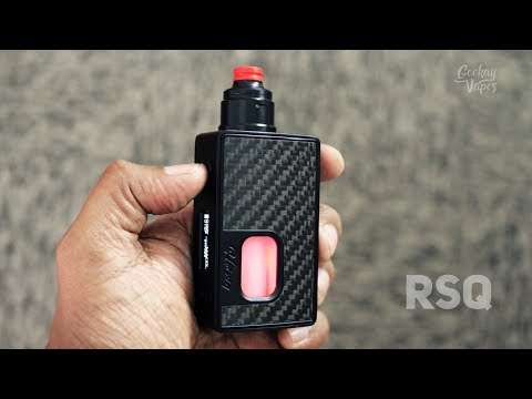 HotCig RSQ Mod Review - Buggy HM Chip!