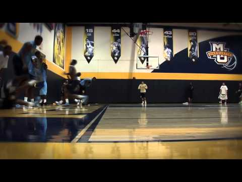 Marquette Basketball: Revealed - Intro