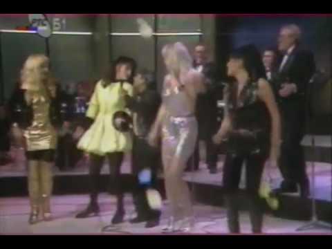 Dzej Ramadanovski - Sexy ritam - (Live) - (TV RTS B1)