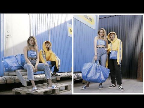 IKEA Streetwear Lookbook