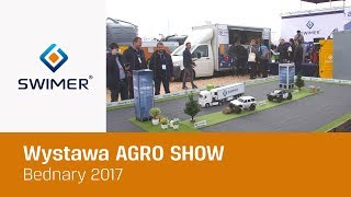 Wystawa AGRO SHOW Bednary 2017
