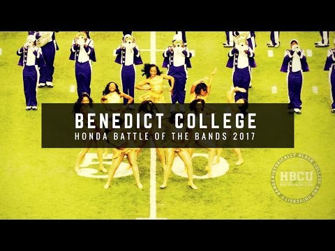 Benedict College - Honda Battle of the Bands 2017 [4K ULTRA HD]