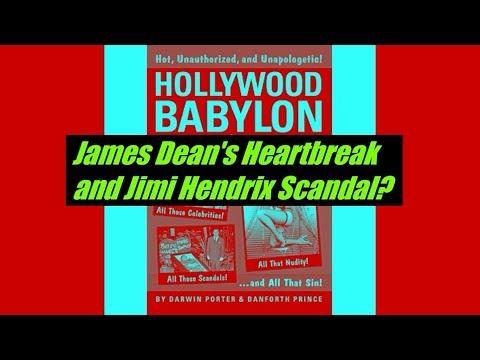 Hollywood Babylon 2 | James Dean and Jimi Hendrix \