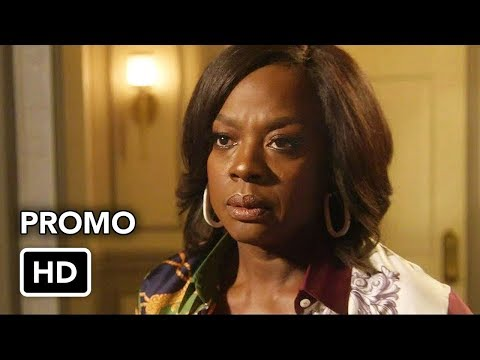"""How To Get Away With Murder 5x14 Promo """"Make Me The Enemy"""" (HD) Season 5 Episode 14 Promo"""