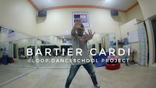 Cardi B - Bartier Cardi (feat. 21 Savage) ©loop.danceschool project