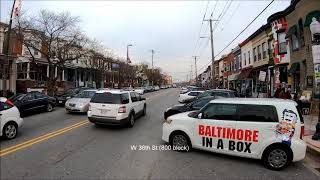 Baltimore Bicycling   2019 ChristmasHoliday shopping by Bike Part 3 Ride Clip