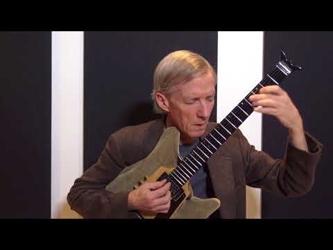 John Stowell - Autumn Leaves - Jazz Guitar Comping
