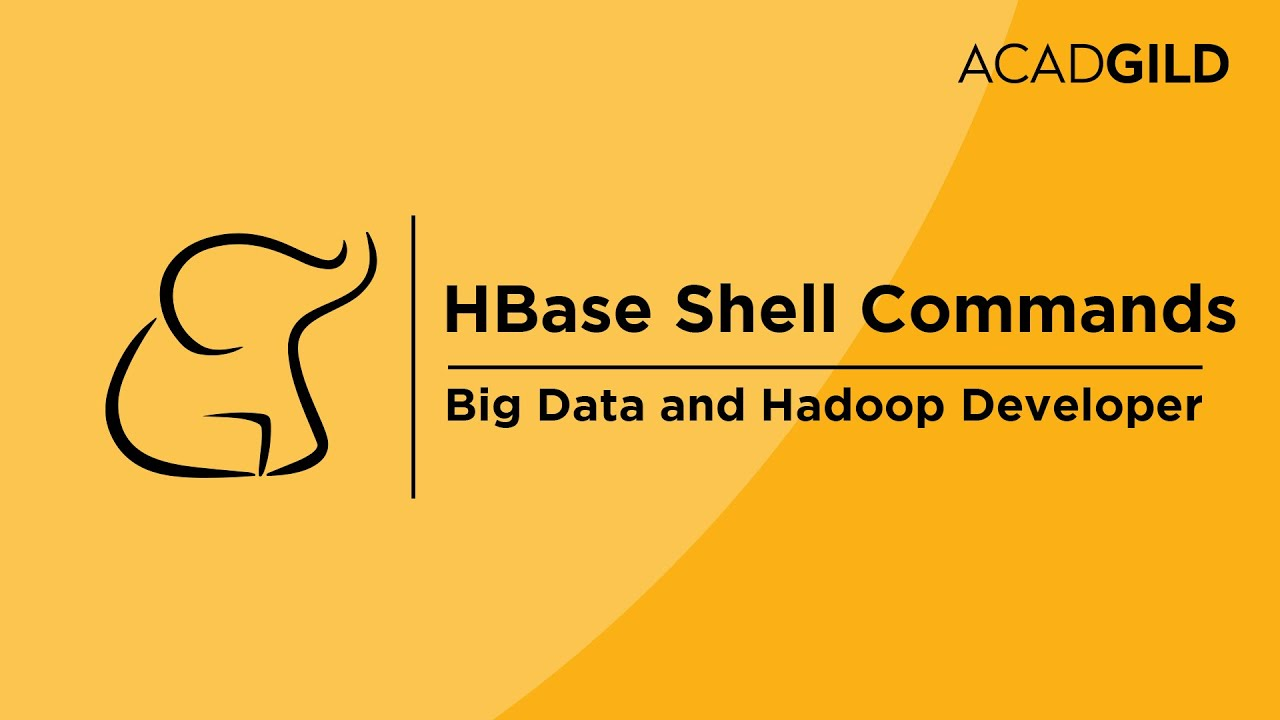 HBase Tutorial | A Beginners Guide to Apache HBase