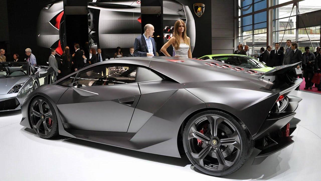 2010 Lamborghini Sesto Elemento Concept 2010 Paris Motor Show