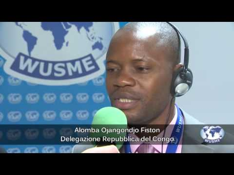 International Wusme Conference Republic of San Marino Alomba Ojangondjo Fiston