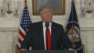 Trump Proposes Deal On Immigration