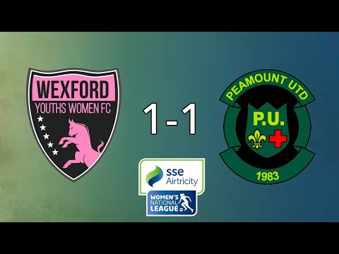 WNL GOALS GW20: Wexford 1-1 Peamount United