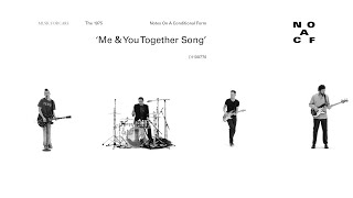 The 1975 - Me & You Together Song (YouTube Session)