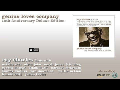 Ray Charles Crazy Love With Van Morrison Youtube