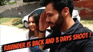 SPIDER PRANK ON ASH AND RAVINDER IS BACK !( Surprise )