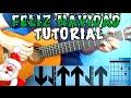 """Como tocar """"Feliz Navidad"""" de José Feliciano en guitarra (Canciones para navidad) video & mp3"""