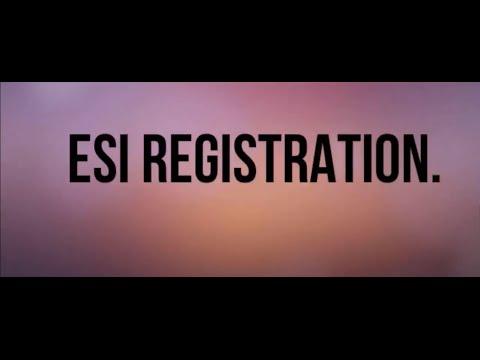 ESI Registration (Hindi)