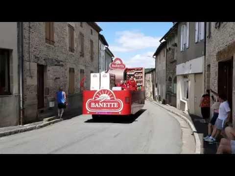 Tour De France, Etape 4, Caravane