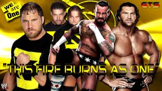 "The New Nexus - WWE Custom Theme Song - ""This Fire Burns As One"" [Download] [HD]"
