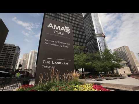 Chicago Real Estate Marketing Video - AMA Plaza