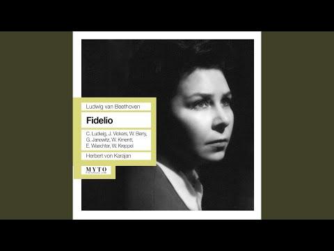 Fidelio, Op. 72: Act II: Des besten Konigs Wink und Wille (Don Fernando, Chorus, Rocco,...