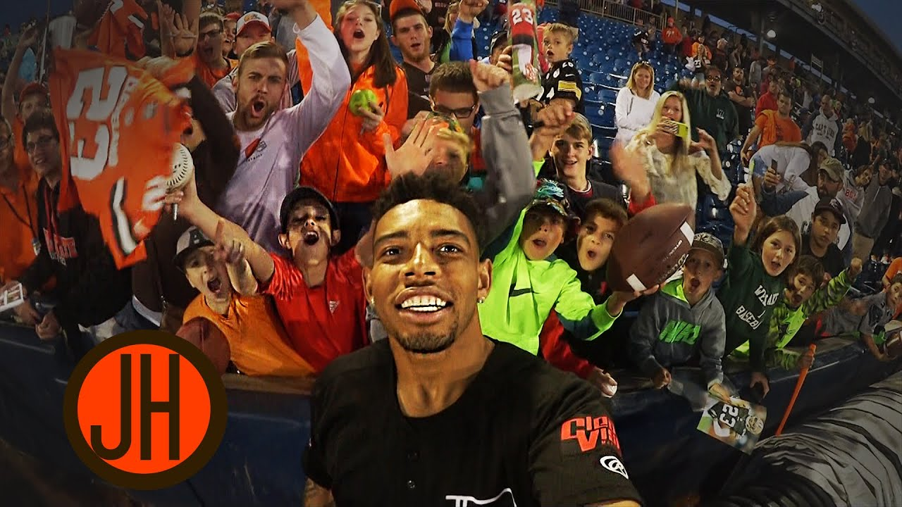 Welcome To Joe Haden's Channel!