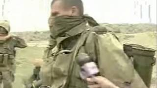 Разведгруппа 247 дшп, 7 ВДД  Дагестан 1999