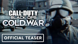 Call of Duty Black Ops: Cold War - Official Teaser Trailer