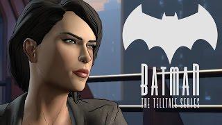 Знакомство с Женщиной-кошкой - Batman: The Telltale Series #2