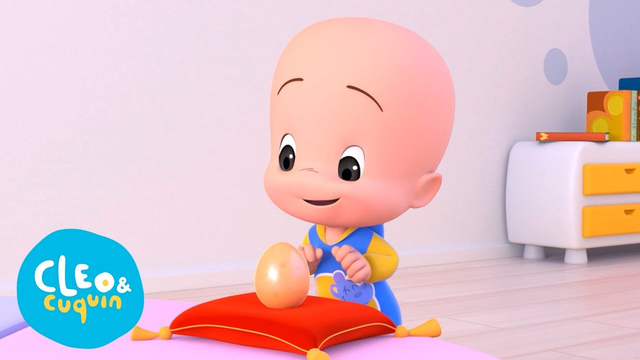Humpty Dumpty with Cleo and Cuquin   Songs for Kids